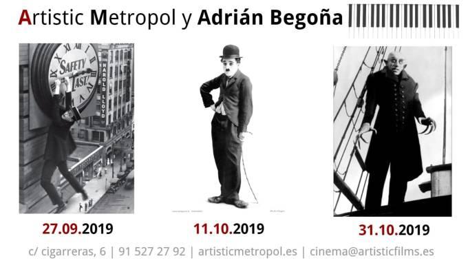 Harold-Chaplin-Orlok Artistic Metropol
